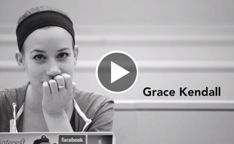 Student Profile: Grace Kendall